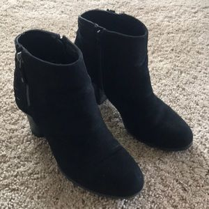 Madden girl black boots